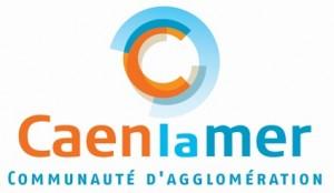 Logo Communauté d'agglomération Caen La Mer